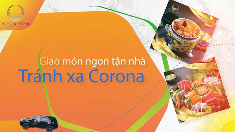 Nhà hàng có dịch vụ ship món ngon tận nhà chuyên nghiệp tại Hà Nội