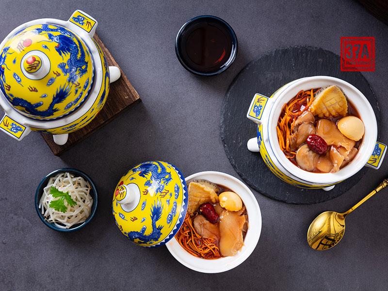 Soup Bào ngư tuyệt phẩm